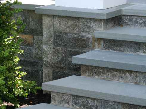 Steps, Treads & Coping